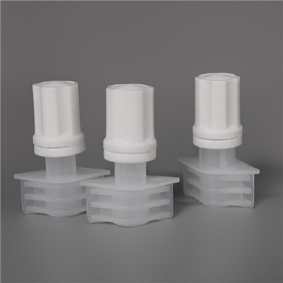 Small Caliber Diameter 5mm PE Recipe Plastic Spout Cap For Doypack