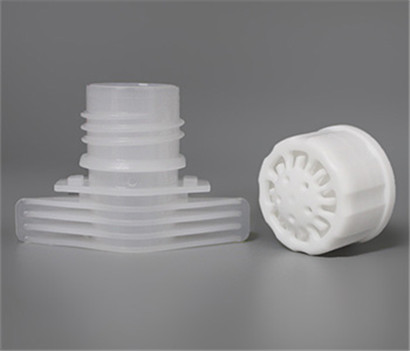 16mm Innovation Plastic Spout Caps With One Way Air Degassing Hole